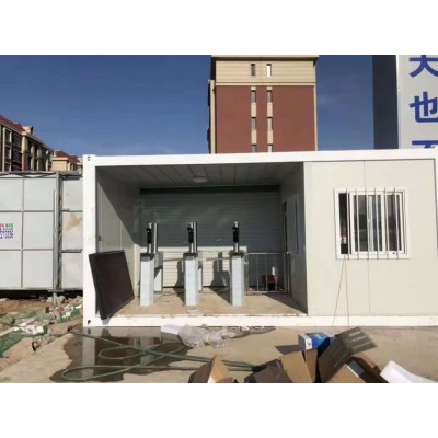 郑州三辊闸工地专用门禁设备厂家直销