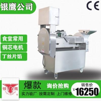 供应山东银鹰YQC-850切菜机铜芯电机