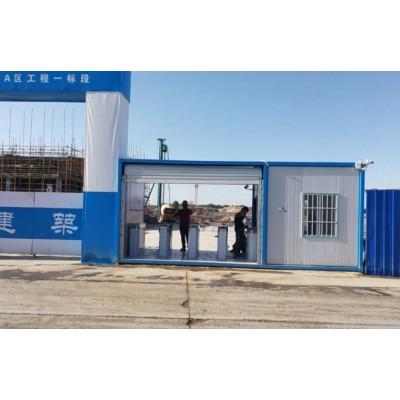 安阳三辊闸工地专用设备厂家直销