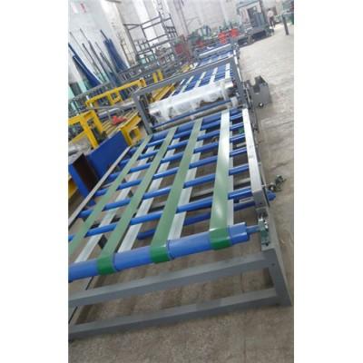 烟道板设备-烟道板生产线厂家报价