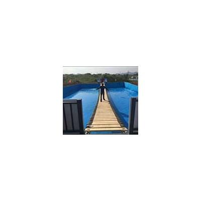 安全可靠品质保障的大型移动网红桥摇摇摆桥促销