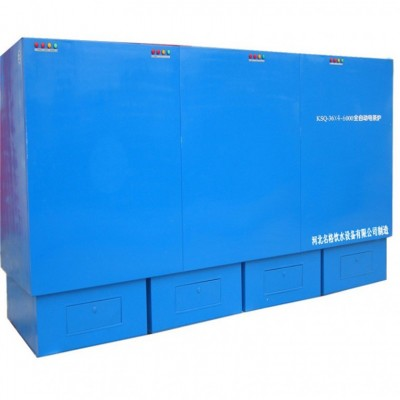 长形平面即热式电热水器生产定做