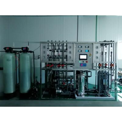 山西超纯水设备/PDP显示屏清洗超纯水设备/超纯水报价