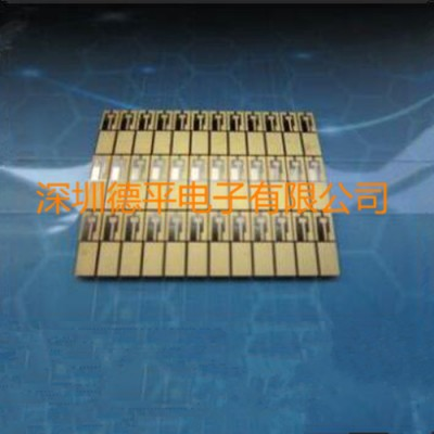 德平电子可定制纯度99%氮化铝陶瓷薄膜电路