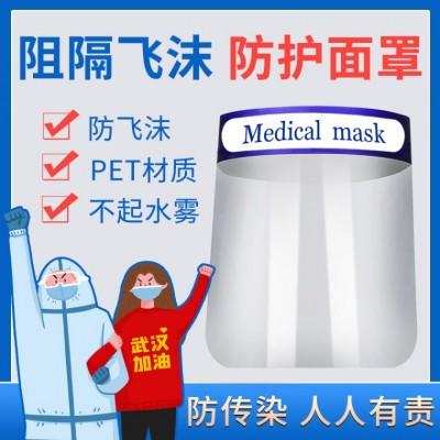 医用PC防护面罩生产厂家