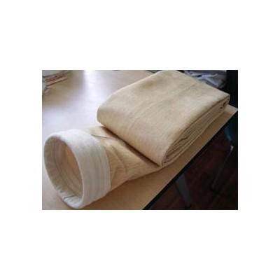 耐高温除尘布袋沥青搅拌站专用布袋除尘布袋美塔斯针刺毡布袋