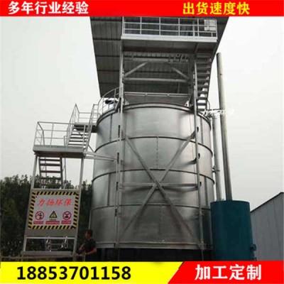 高温好氧发酵罐的维护和保养 有机肥发酵罐的主要特点