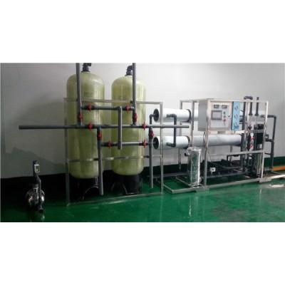 江苏纯水设备/南京铝材清洗纯水设备/RO机/水处理厂家