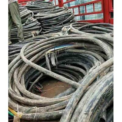 从化区鳌头镇回收185平方旧电缆电线报价