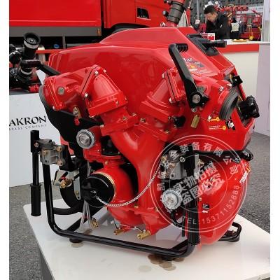 45马力VC52ASE手抬机动消防泵 日本东发牌