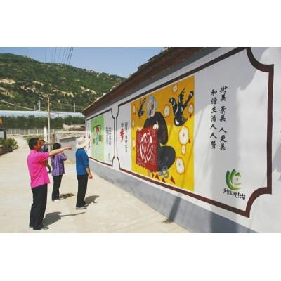 湖北荆门户外文化墙专业设计制作