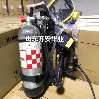霍尼韦尔C900自给开路式压缩空气呼吸器Luxfer气瓶