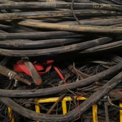 顺德区北滘报废工程废旧电缆电线收购报价