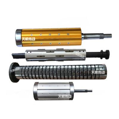 键条式气胀套夹 板条式气胀轴汽胀轴 滑差汽涨轴厂家