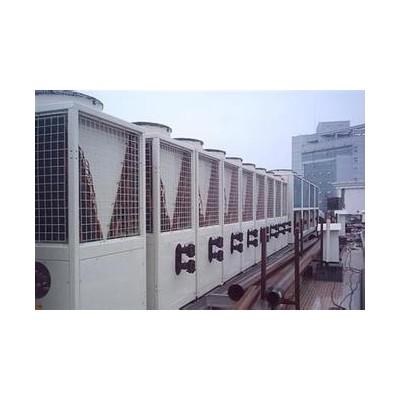 广州越秀区商场闲置制冷中央空调设备回收拆除