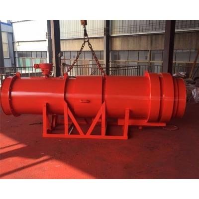 KCS-100D矿用湿式除尘风机除尘能力高