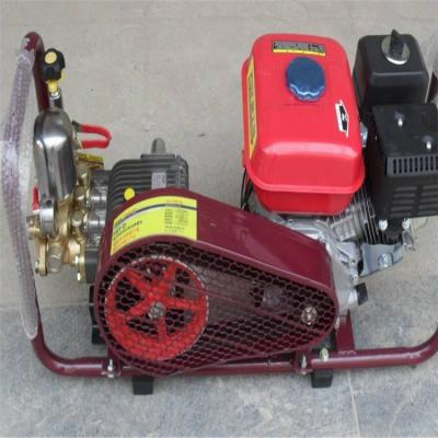 担架式动力喷雾机 果园高压喷雾器 汽油高压打药机