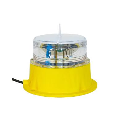 高端品质深圳出口中光强航空障碍灯高楼航标灯LED红色夜航灯