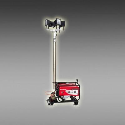 防汛移动照明车 发电机照明车 应急照明车