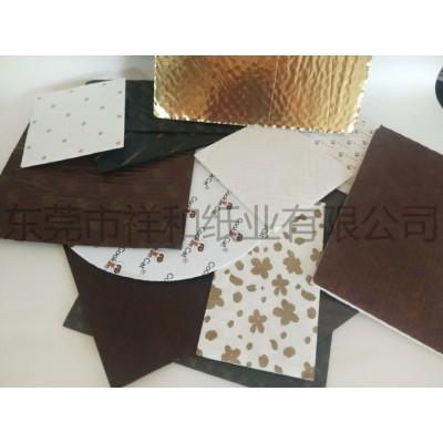 曲奇饼干防油纸垫 巧克力防震纸垫 食品缓冲纸
