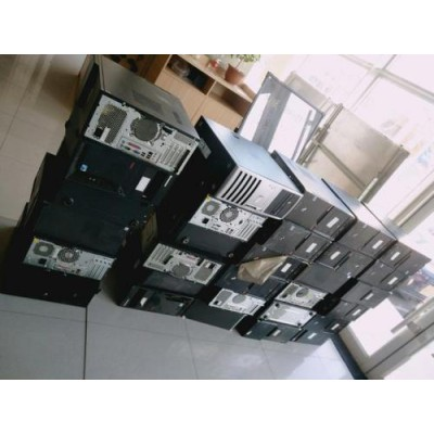 天河区东圃创意园回收办公旧台式电脑公司