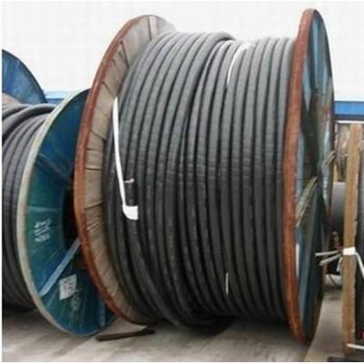 顺德区陈村工地闲置五芯旧电缆电线收购