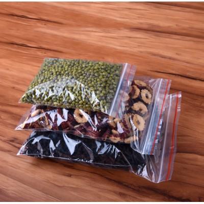 自封食品PE袋,平口五金PE包装袋,防静电PE袋