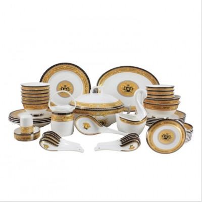骨质瓷餐具 包间摆台餐具