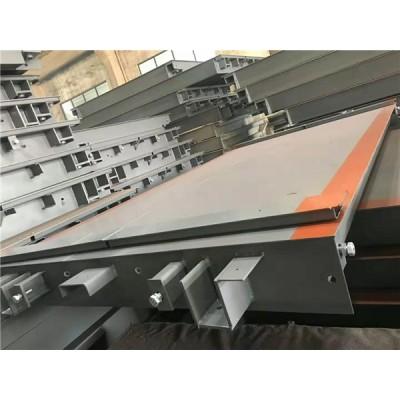 扬州100吨电子地磅生产厂家首选创旭称重