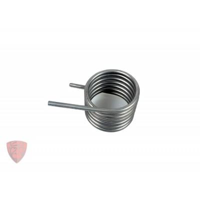 不锈钢发热管 罡正小直径不锈钢管件定制