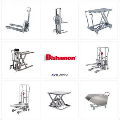 比萨曼不锈钢物流搬运设备,bishamon,QPQ涂层