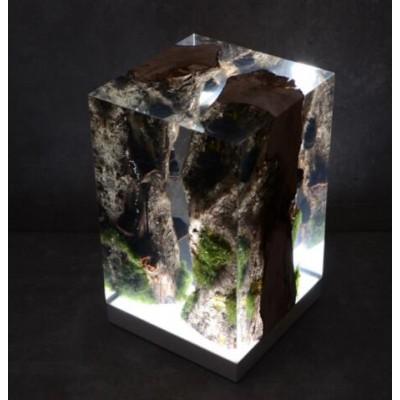 高透明晶瓷胶 耐磨晶瓷胶