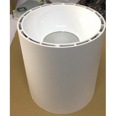 100W工程LED明装筒灯厂家直销