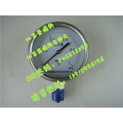 耐震压力表Y-100