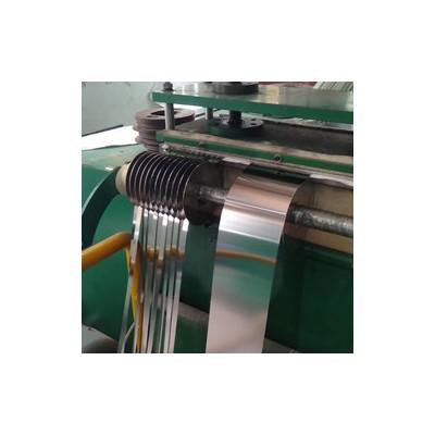 发夹弹片不锈钢带  HV560°   301不锈钢全硬钢带