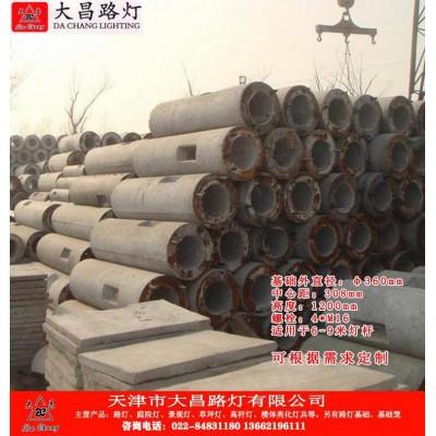 天津大港区路灯基础钢筋基础笼施工规范