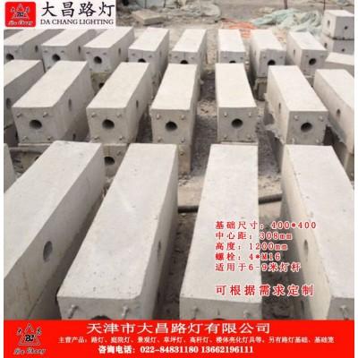 天津滨海新区路灯基础钢筋笼图纸
