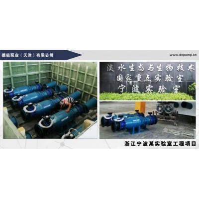 市政泵站专用潜水泵