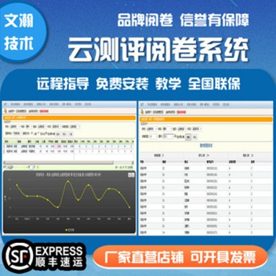 阅卷系统有哪些品牌 阳谷县联考阅卷平台