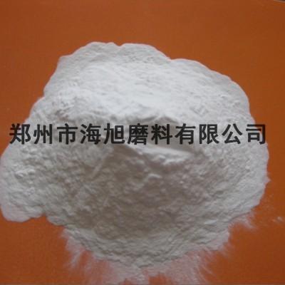 白刚玉氧化铝微粉W0.5W1.5W2.5生产海绵/纤维抛光轮