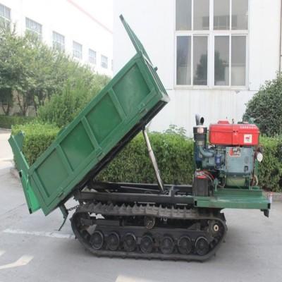 源头直售履带车水田湿地可用搬运车2T座驾履带车