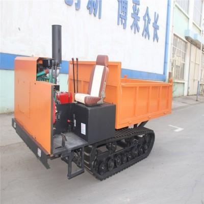 低价处理履带车全地形运输拖拉机4T座驾履带车