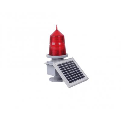 太阳能航空障碍灯批发GPS卫星无线同步航空警示灯 航标灯
