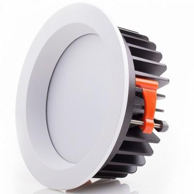 殴规LED筒灯40W压铸筒灯工厂直供