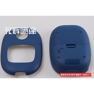 东莞麻涌美发器材外壳移印丝印喷油UV加工