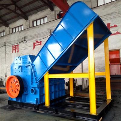 新时代废钢粉碎机节能好设备ptsj627