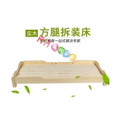 河南幼儿园床、木床、塑料床,厂家批发