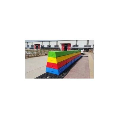 感统训练多层梯形跳箱 组合式专业训练箱 厂家定制