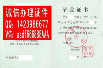 贵州省高中毕业证样本真本图冲出迷茫,寻找阳光