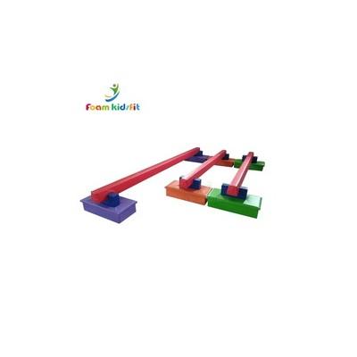 平衡木套装独木桥平衡木 幼儿园早教儿童感统训练器材平衡高架桥